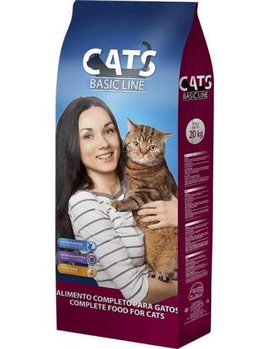 CATS BASIC LINE 20KG
